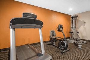 Fitness/ Exercise Room - Quality Inn Janesville