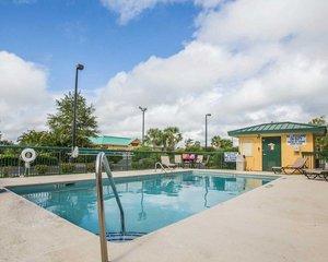 Pool - Rodeway Inn North Myrtle Beach