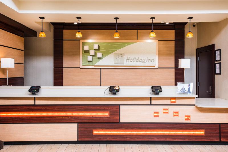 Holiday Inn HASBROUCK HEIGHTS-MEADOWLANDS - Hackensack, NJ