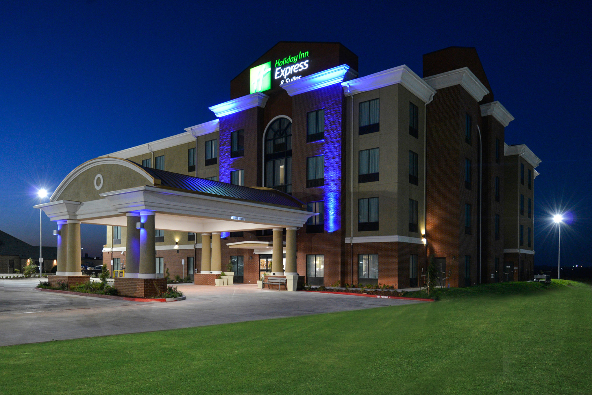 Holiday Inn Express Hotel & Stes Alva