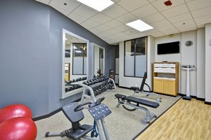 Fitness/ Exercise Room - Embassy Suites Charlotte