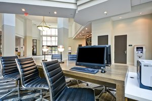 Conference Area - Embassy Suites Charlotte