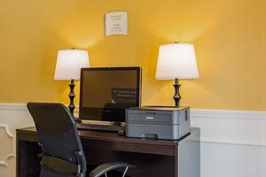 Conference Area - Quality Inn Jasper