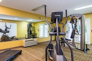 Fitness/ Exercise Room - Quality Inn Jasper