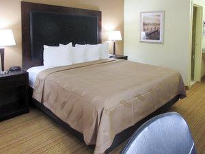 Room - Quality Inn Anderson
