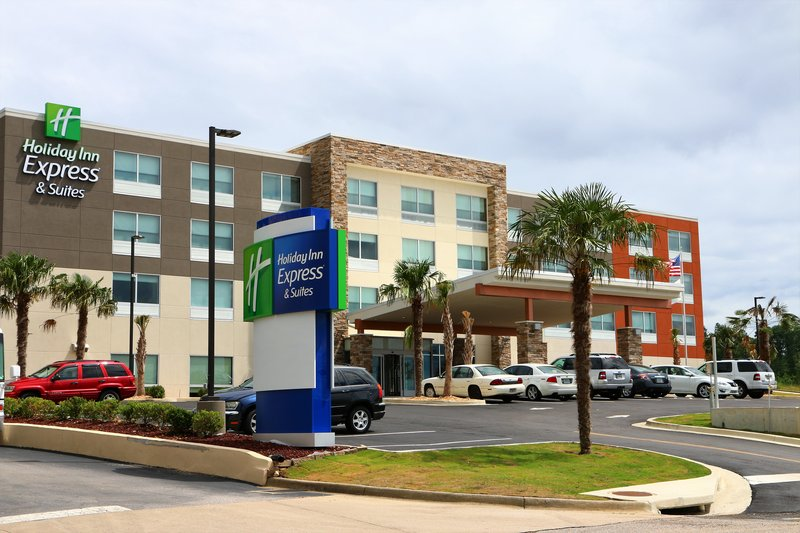 HOLIDAY INN EXP STES ALABASTER