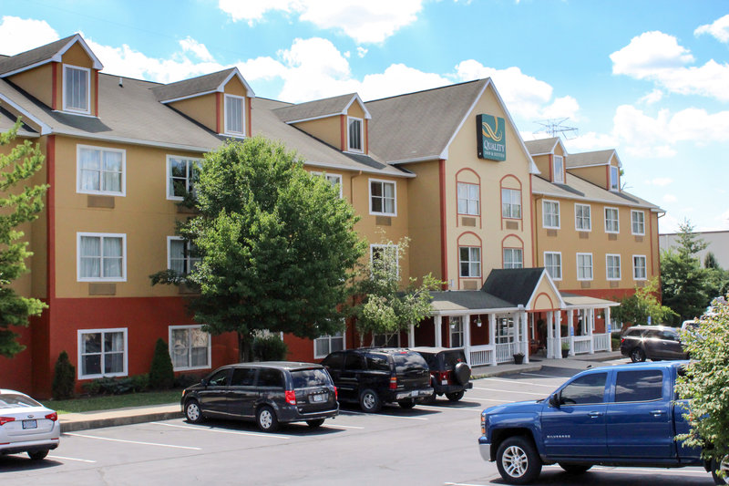 QUALITY INN AND SUITES CINCINNA