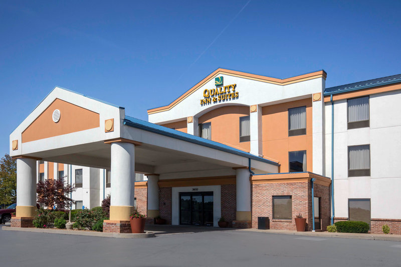 QUALITY INN AND SUITES ARNOLD -