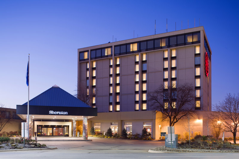 SHERATON CLEVELAND AIRPORT HTL