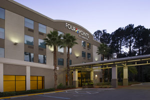 Exterior view - Four Points by Sheraton Hotel Baymeadows Jacksonville