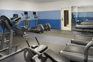 Fitness/ Exercise Room - Four Points by Sheraton Hotel Baymeadows Jacksonville