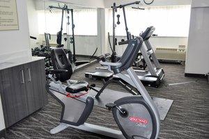 Fitness/ Exercise Room - Comfort Inn Riverview Charleston