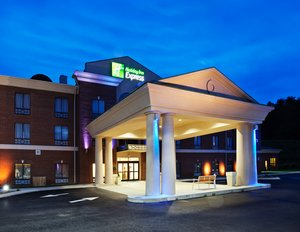 Exterior view - Holiday Inn Express Hotel & Suites Dayton