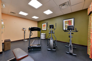 Fitness/ Exercise Room - Holiday Inn Express Hotel & Suites Dayton