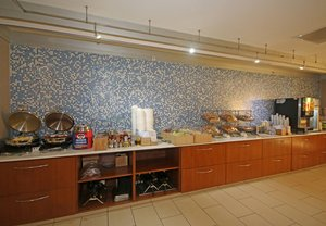Restaurant - SpringHill Suites by Marriott North Charleston