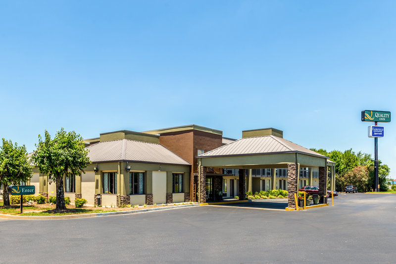 QUALITY INN SIMPSONVILLE-GREENV