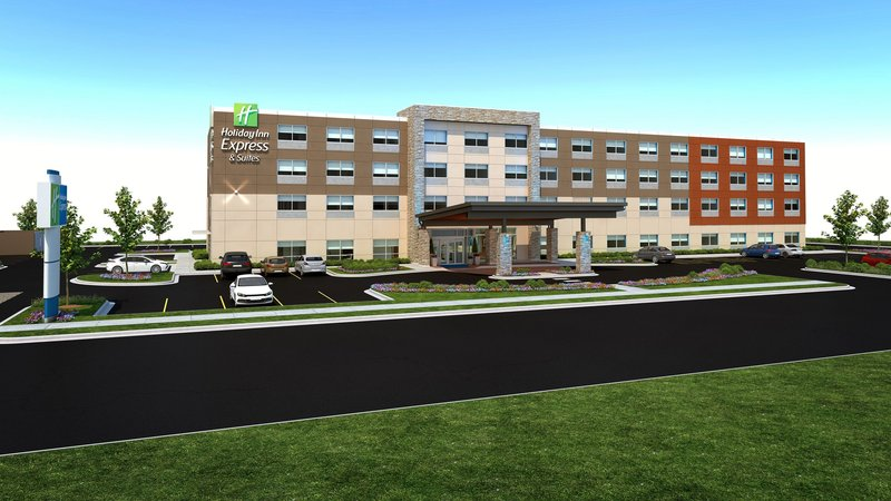 HOLIDAY INN EXP STES FARMVILLE