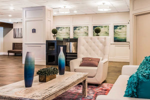 Lobby - Grand Hilton Head Inn
