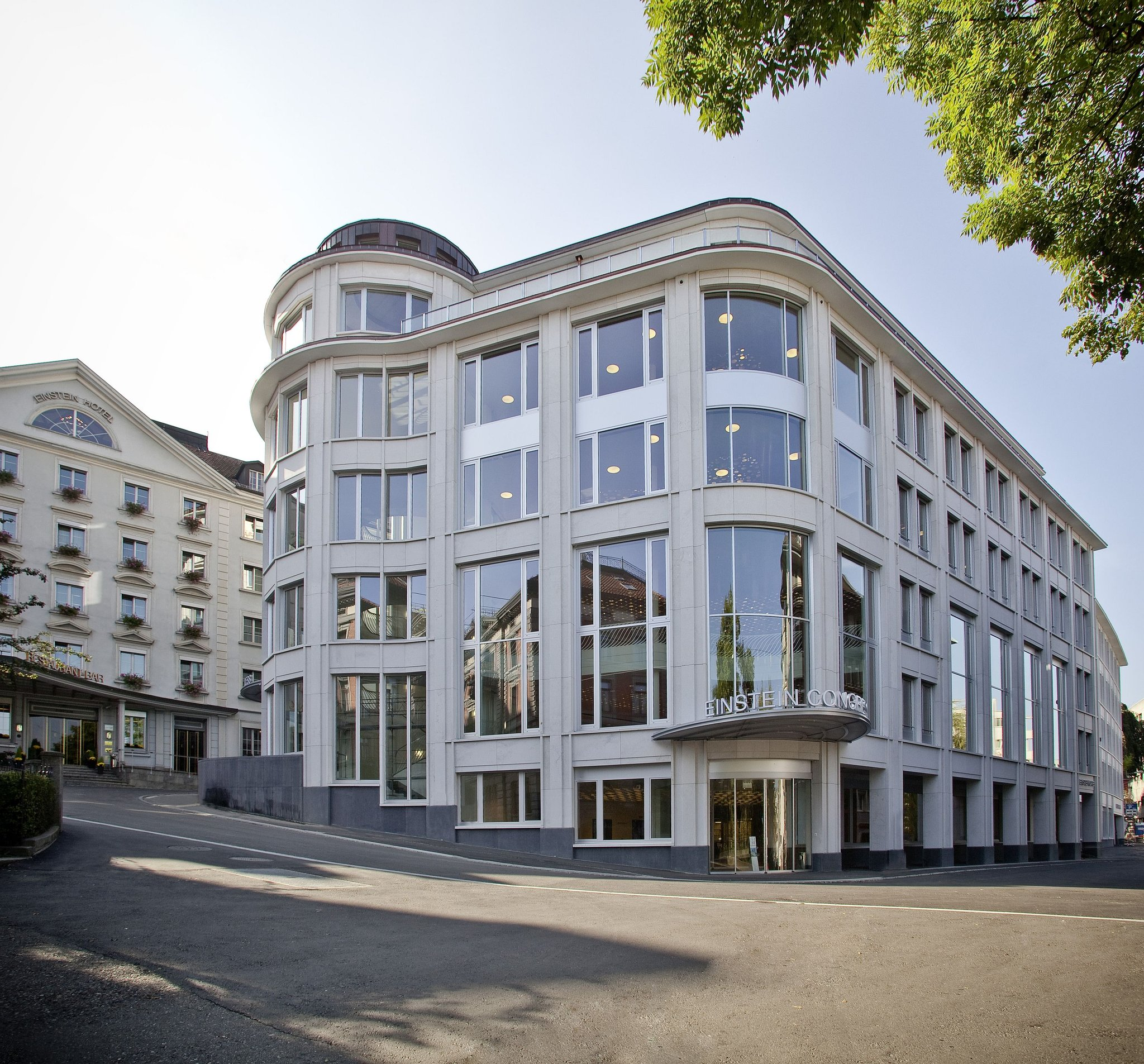 Einstein St.Gallen - Hotel Congress Spa