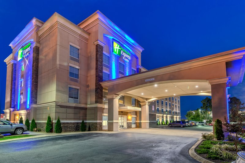 HOLIDAY INN EXP STE COOKEVILLE
