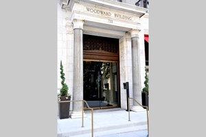 Exterior view - Woodward Building Apartments DC