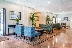 Lobby - Comfort Inn by the Bay San Francisco