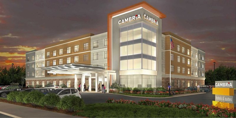 CAMBRIA HOTEL WESTFIELD