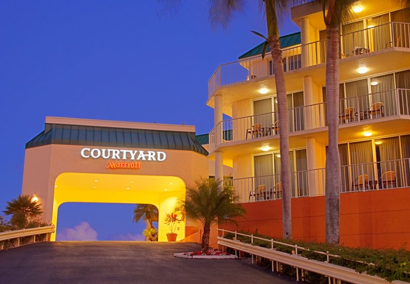 COURTYARD KEY LARGO MARRIOTT
