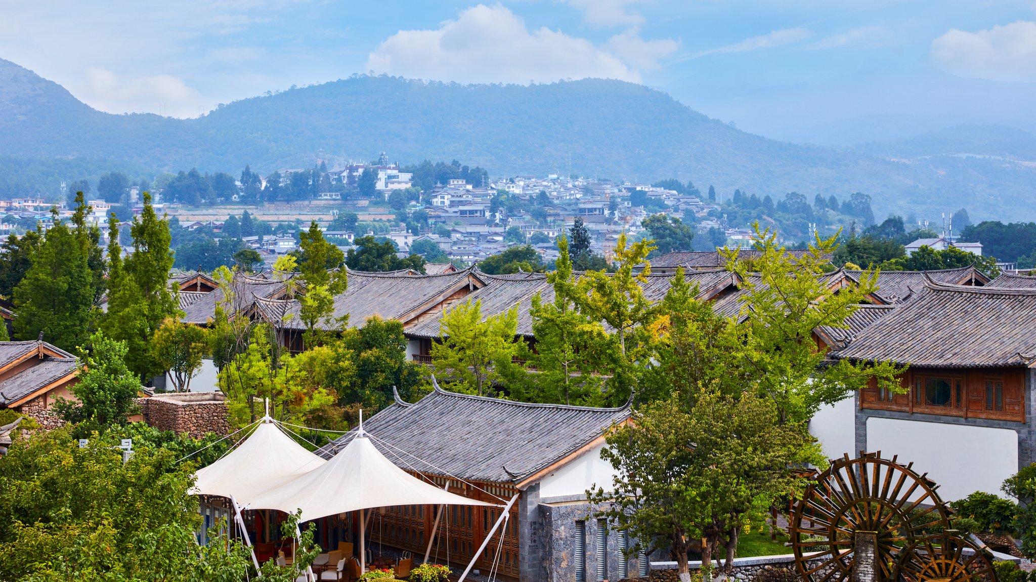 InterContinental Lijiang Ancient Town