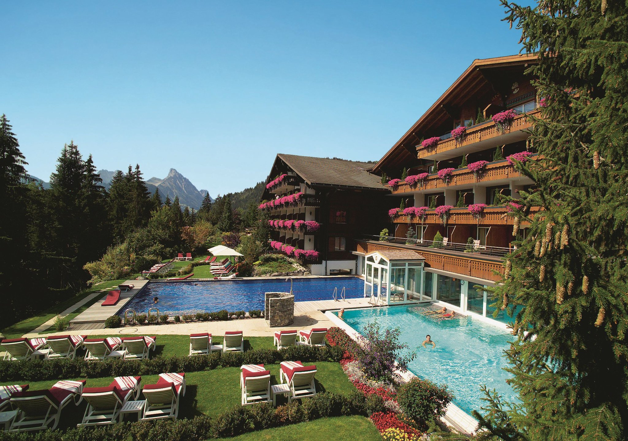 Wellness Hotel Ermitage & Golf