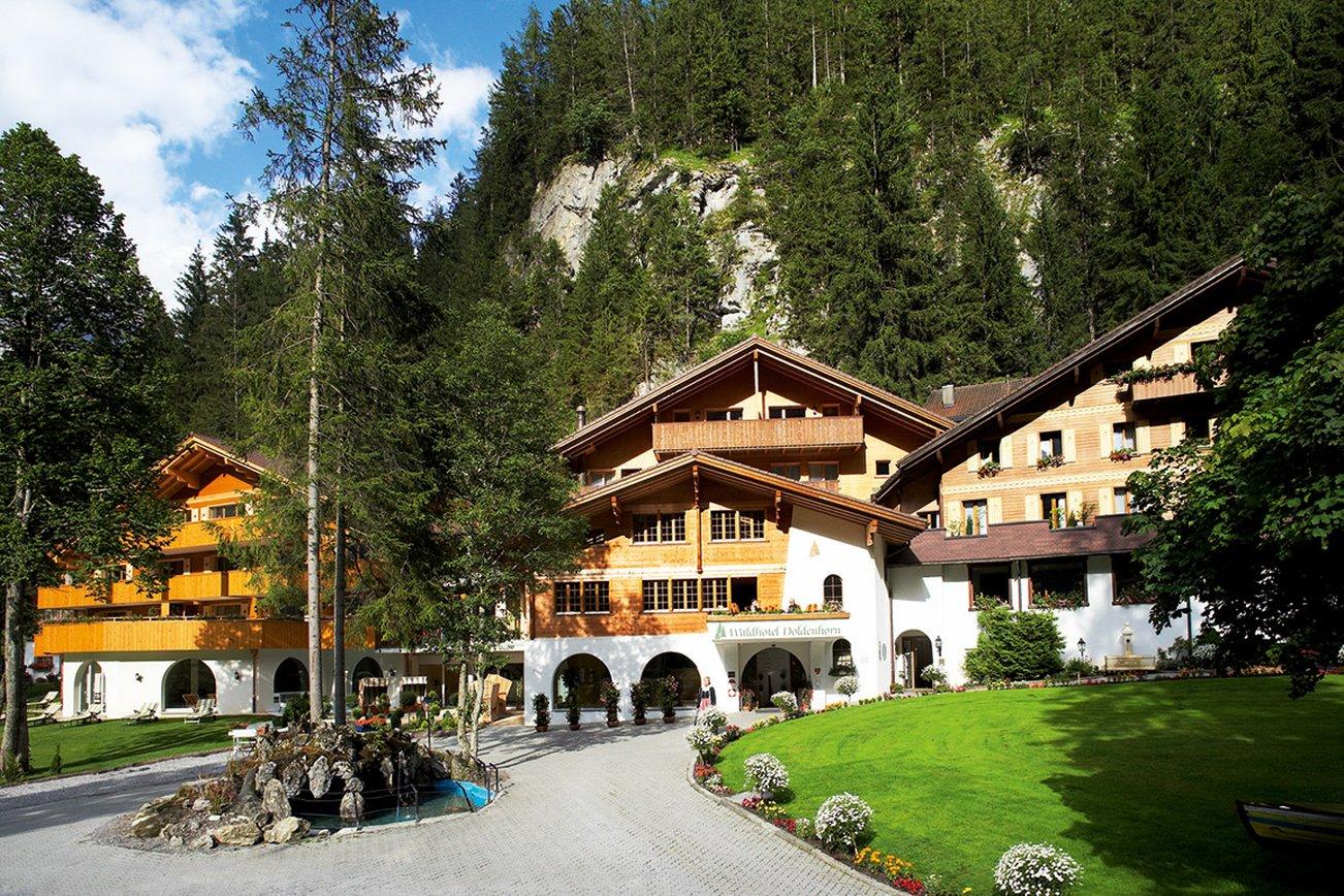 Waldhotel Doldenhorn Hotel