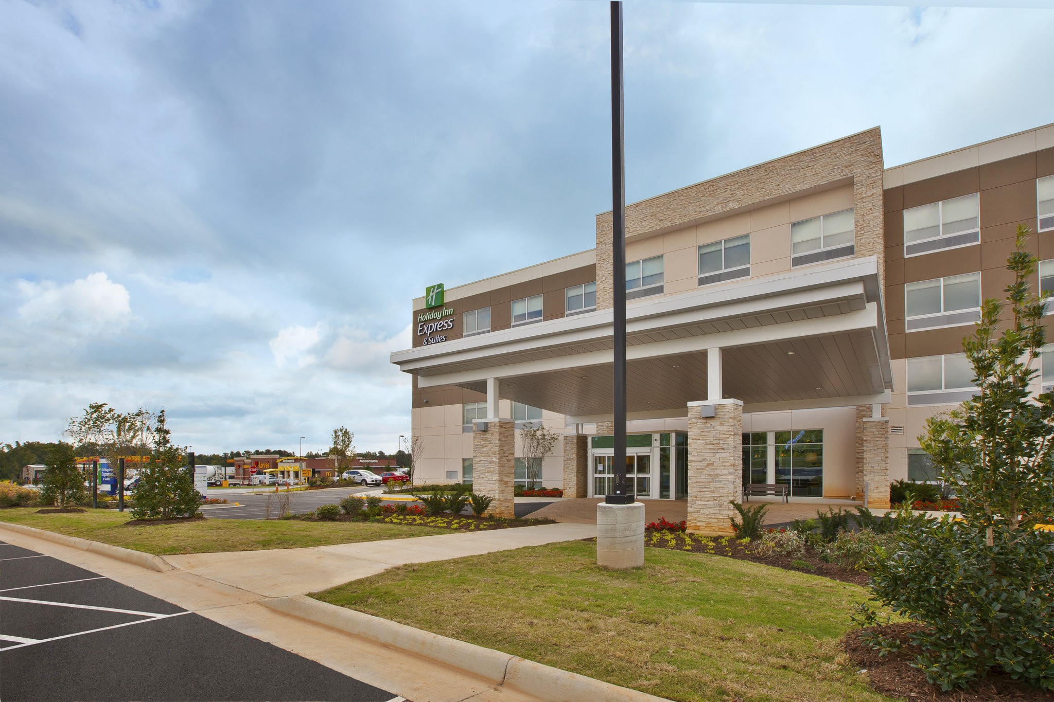 Holiday Inn Express South Hill