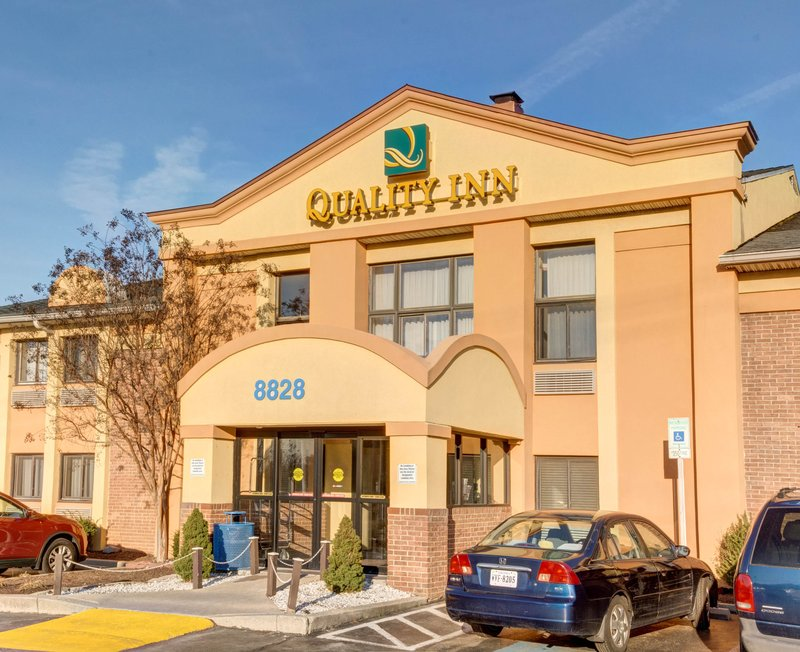 QUALITY INN NEAR FT MEAD