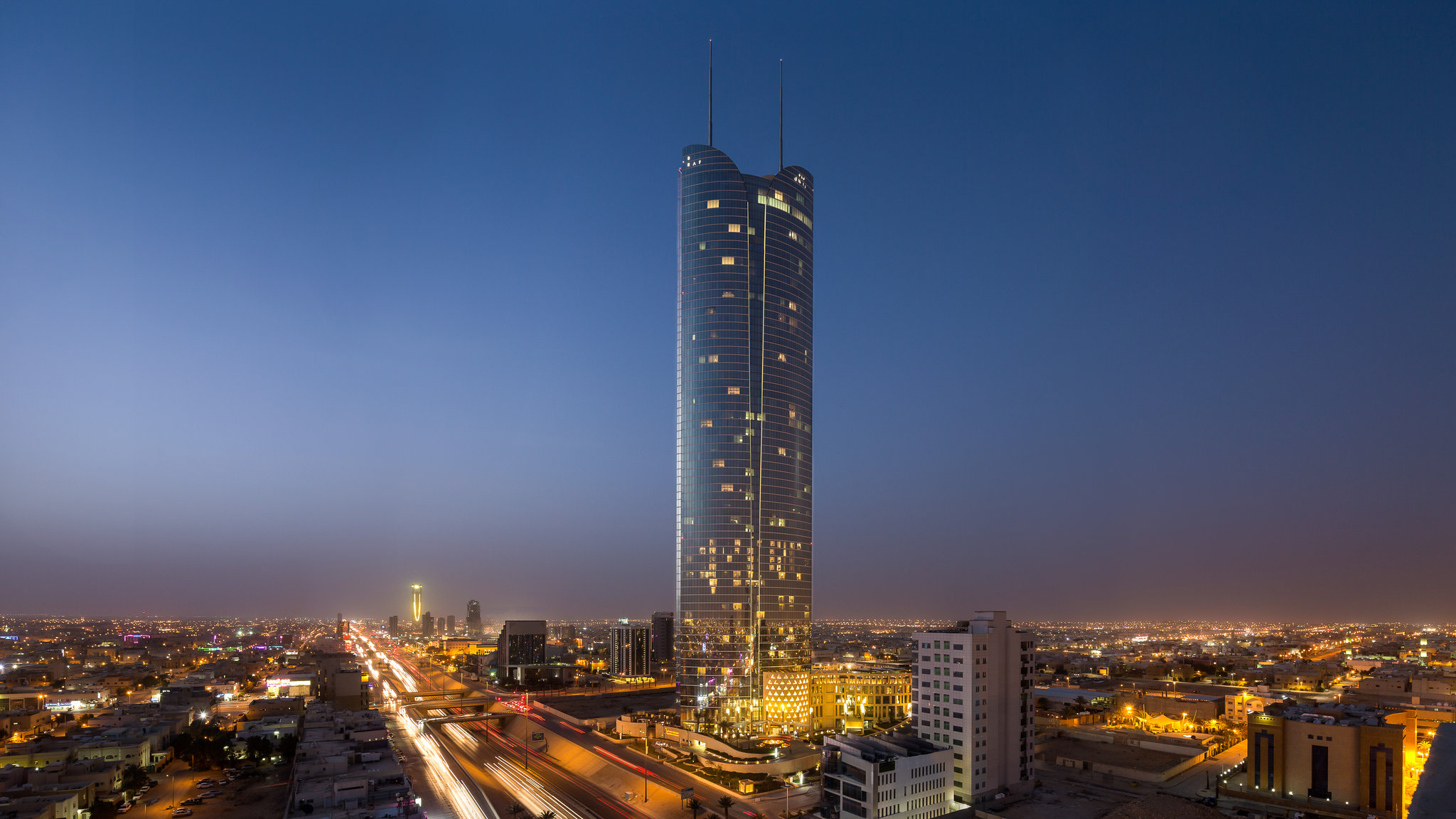 Burj Rafal Hotel Kempinski, Riyadh