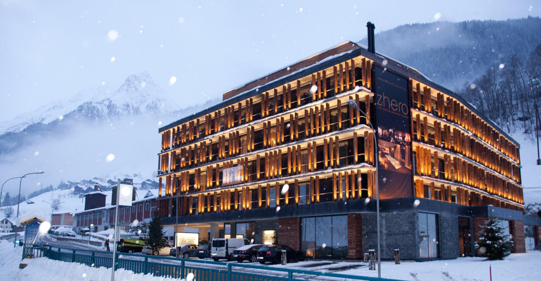 Hotel Zhero Ischgl, a Design Hotel
