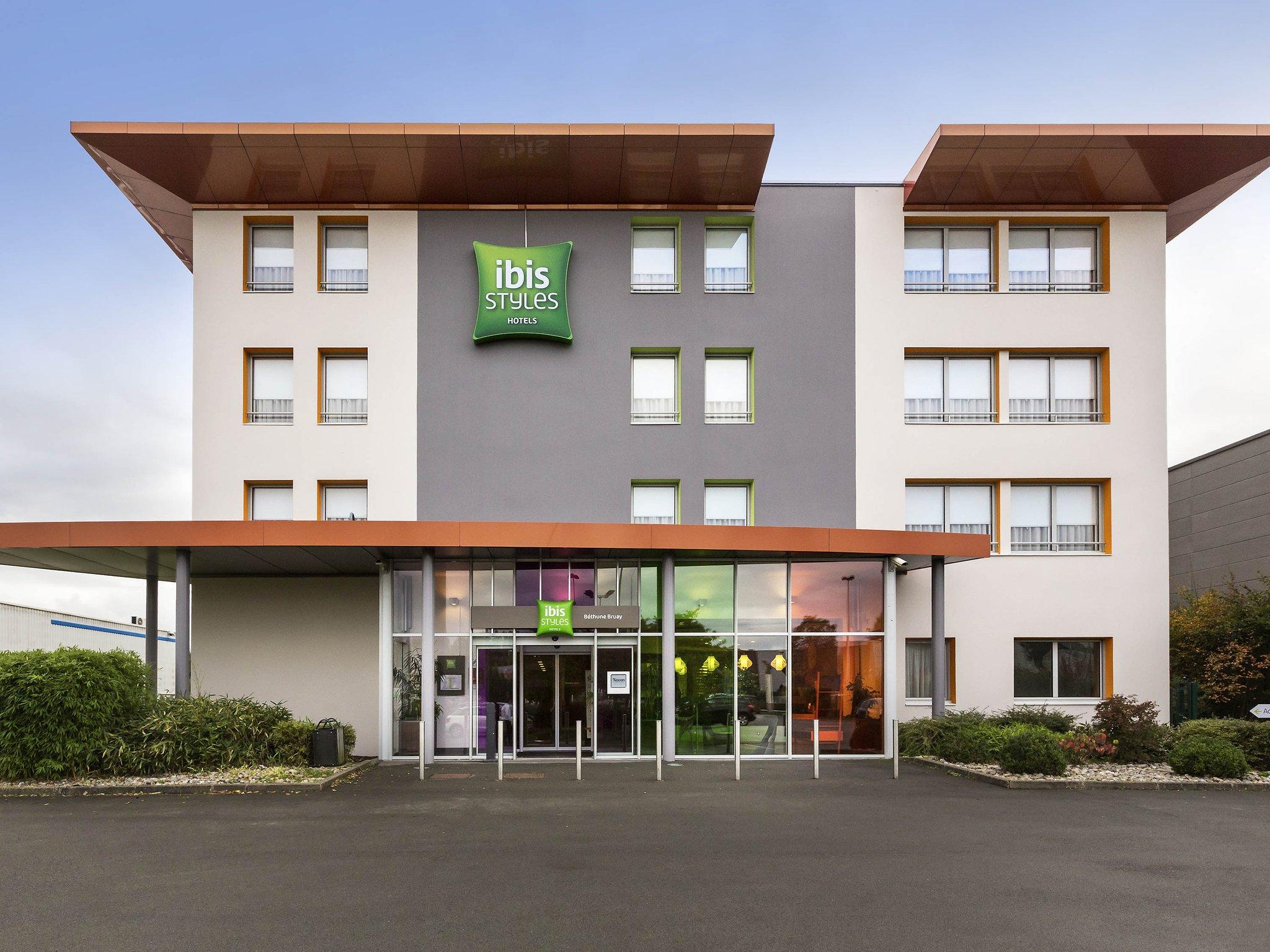 Hotel Ibis Styles Bethune Bruay