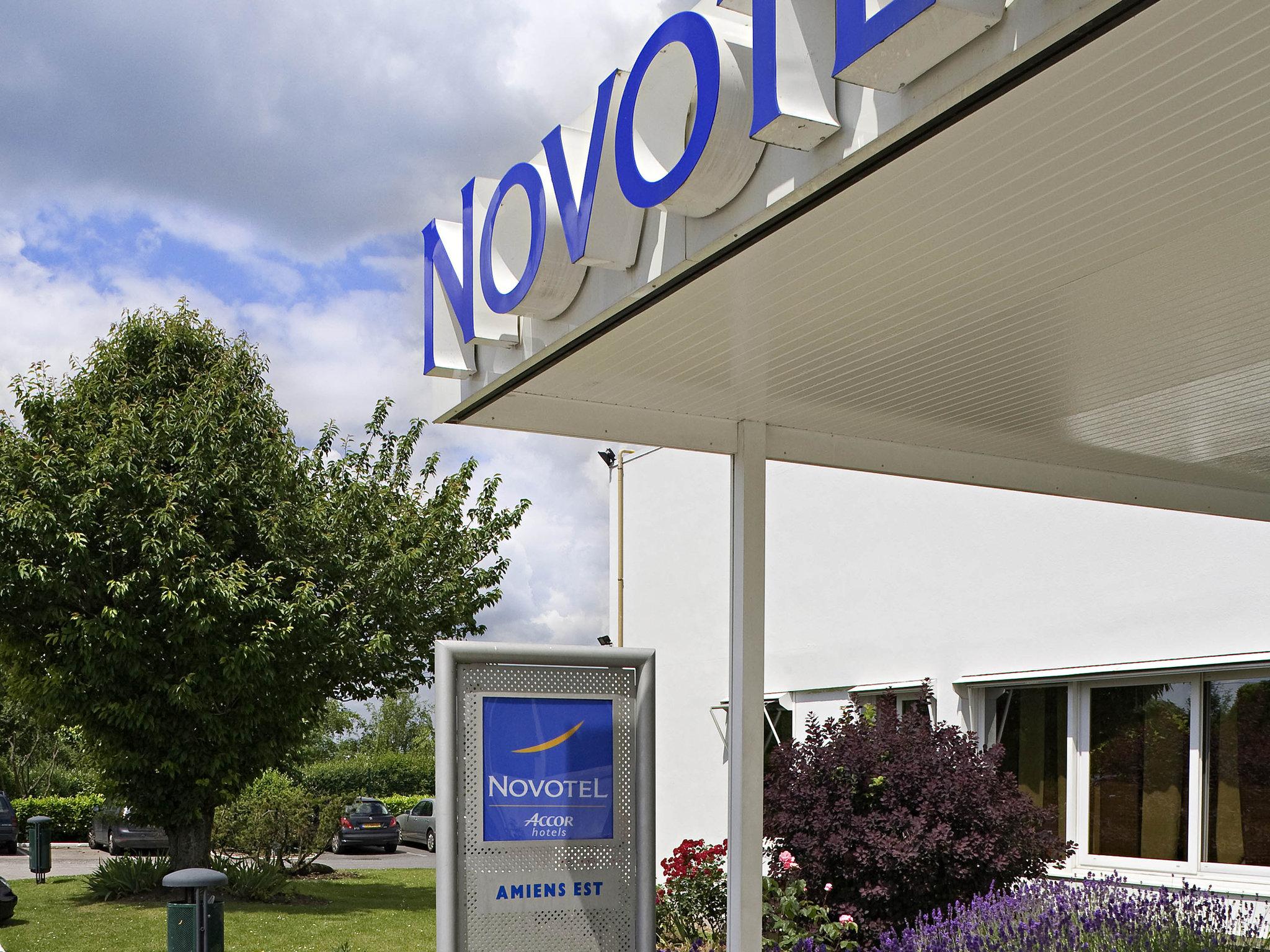 Novotel Amiens Est