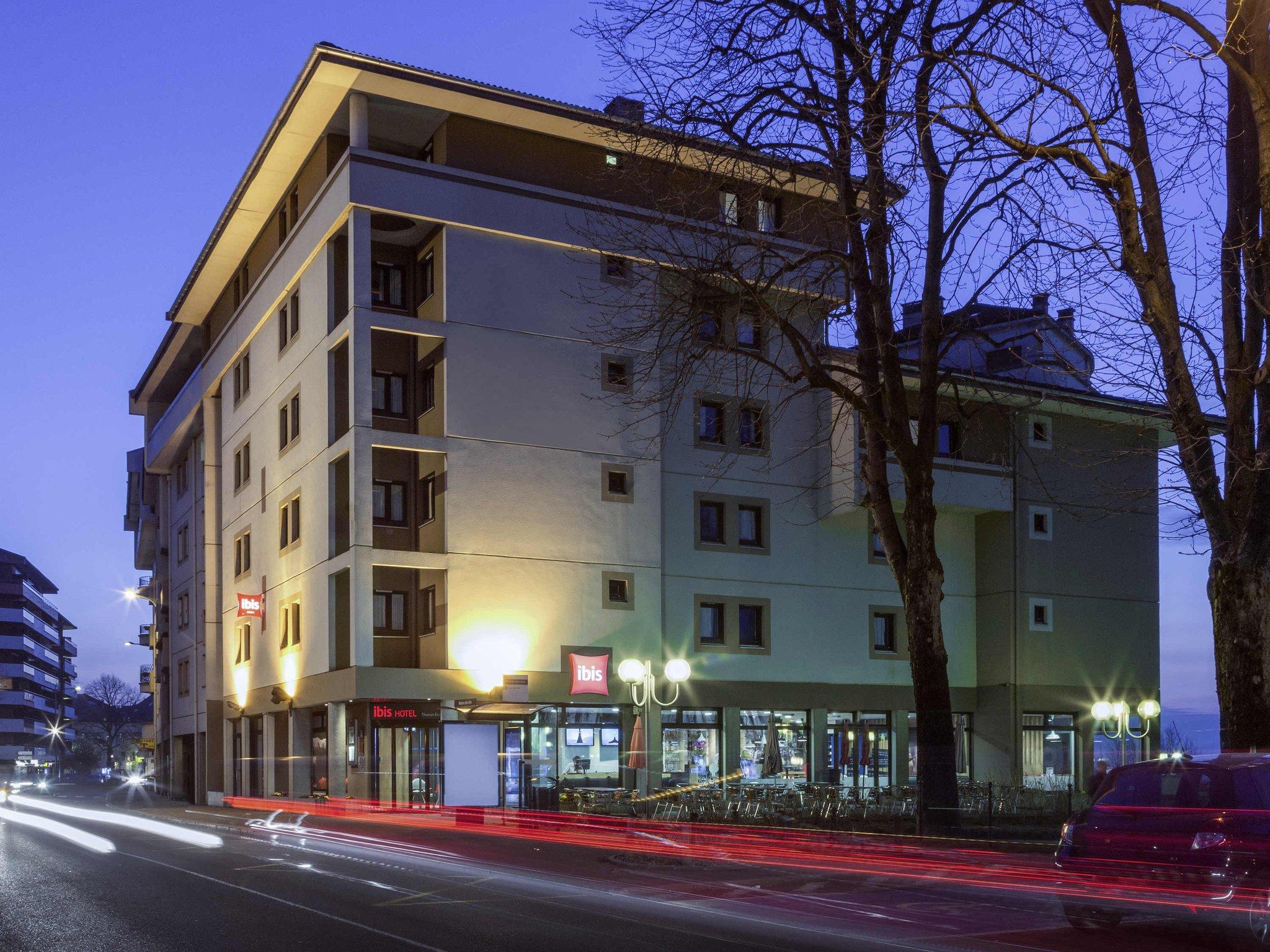 Ibis Hotel Thonon-les-Bains