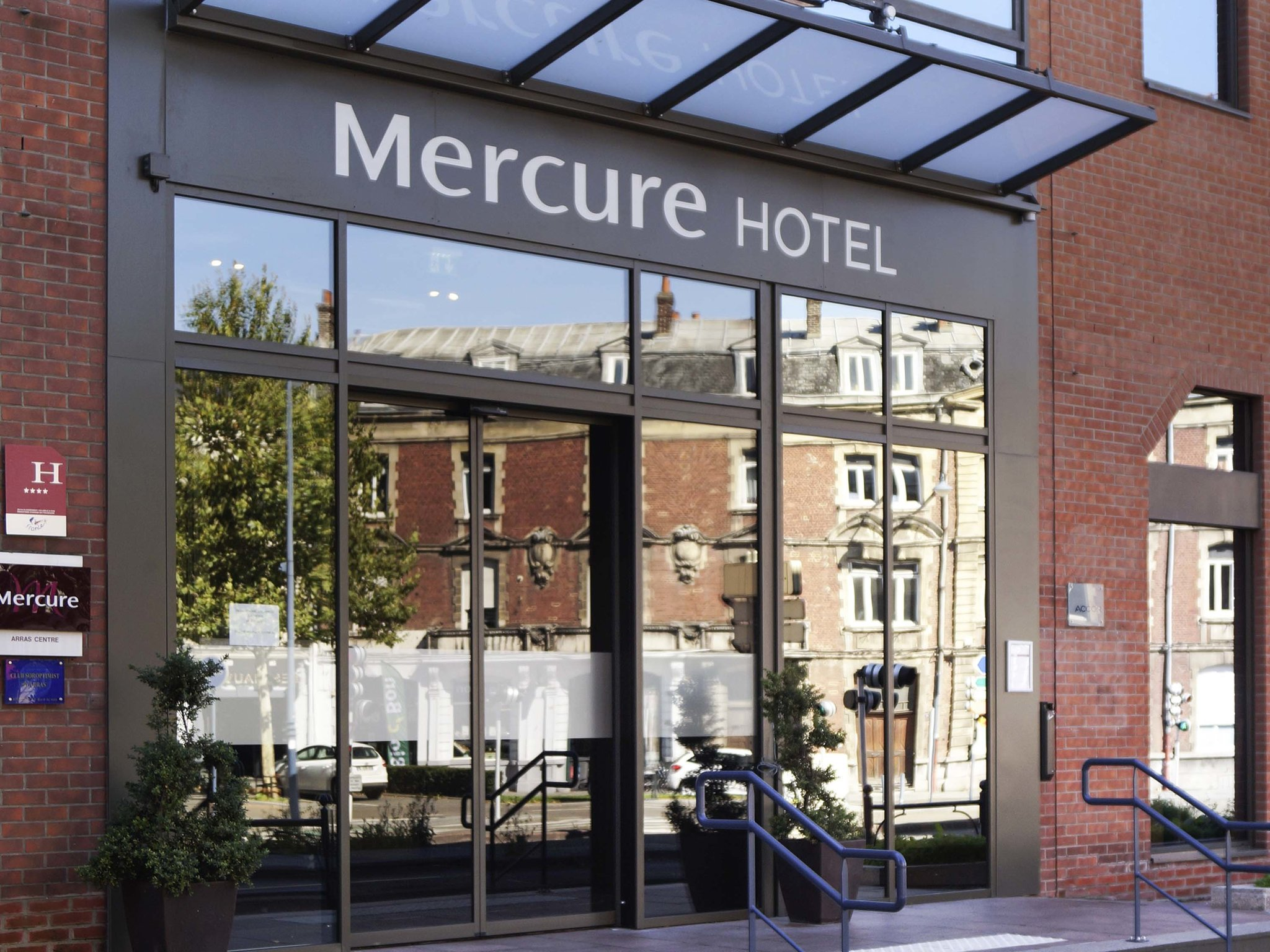Mercure Arras Centre Gare Hotel