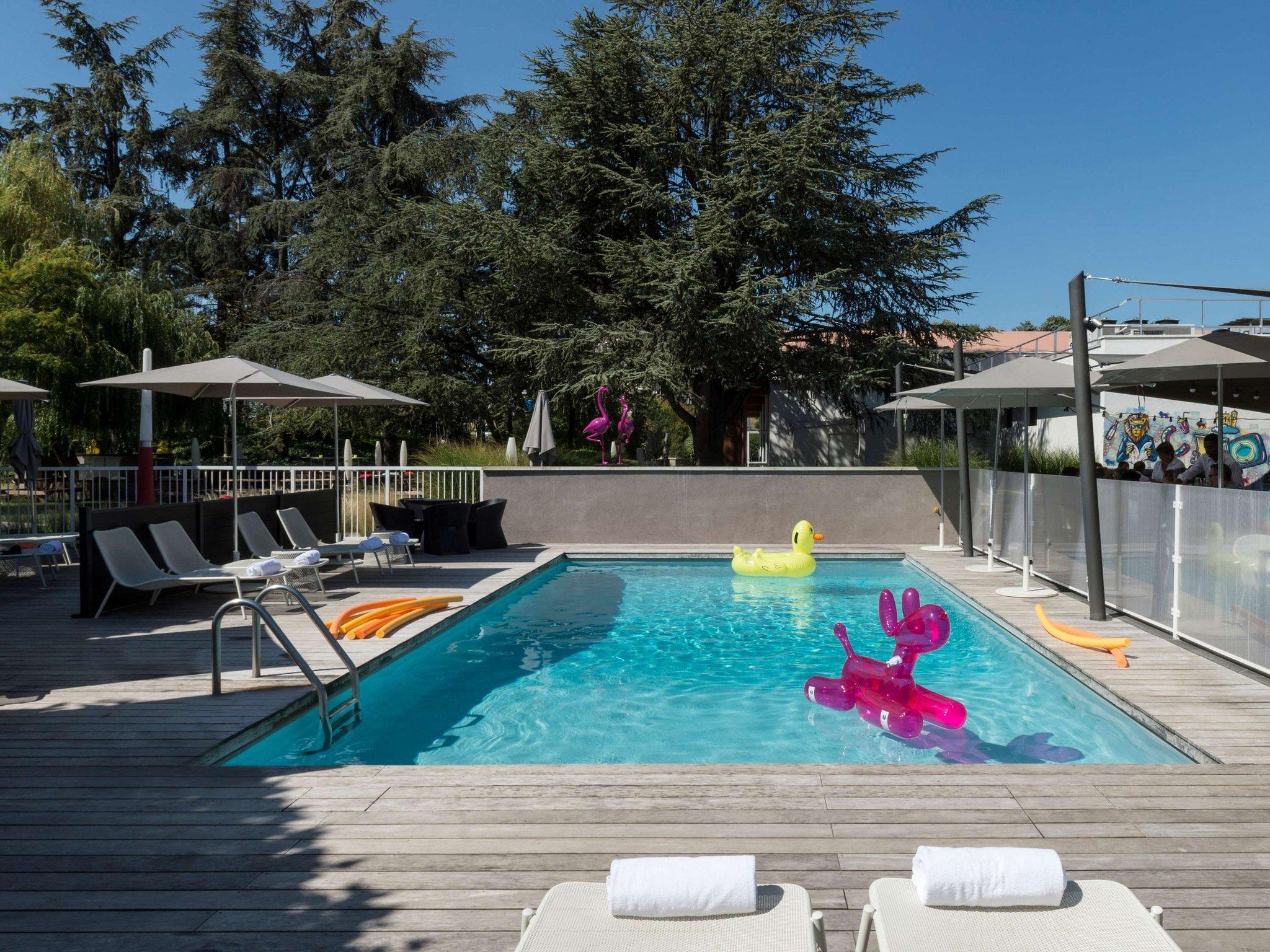 Novotel Lyon Bron Eurexpo Hotel