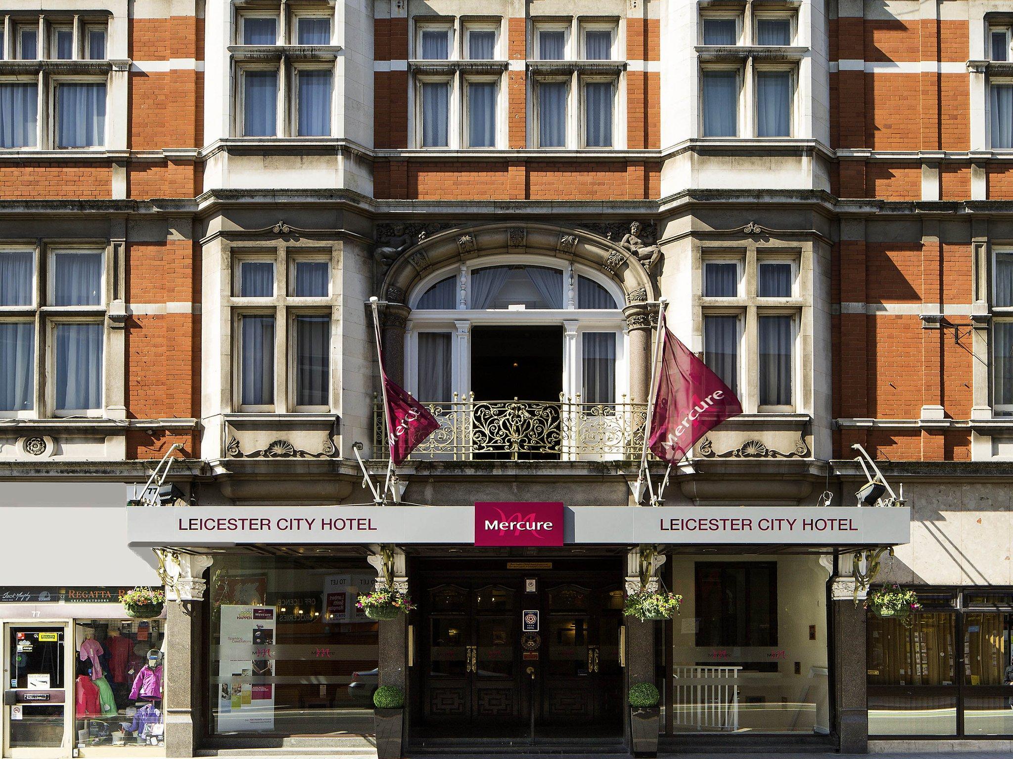 Mercure Leicester City Hotel