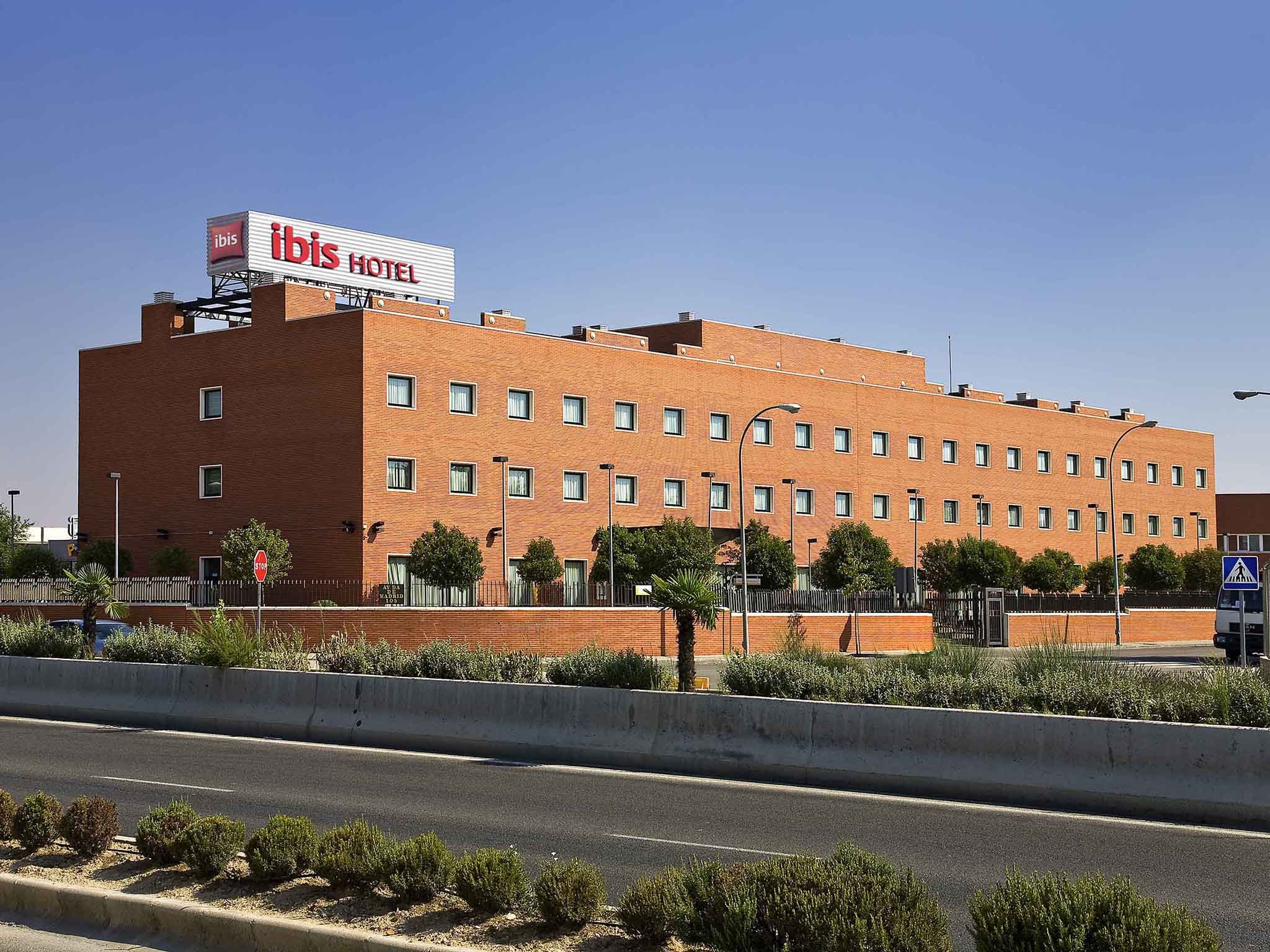 Hotel Ibis Madrid Arganda