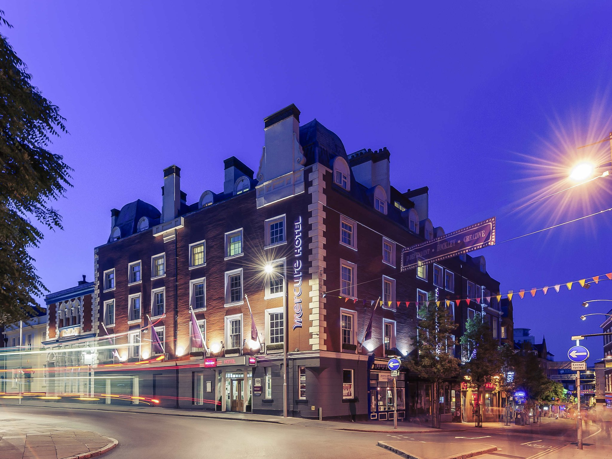 Mercure Nottingham City Center Hotel