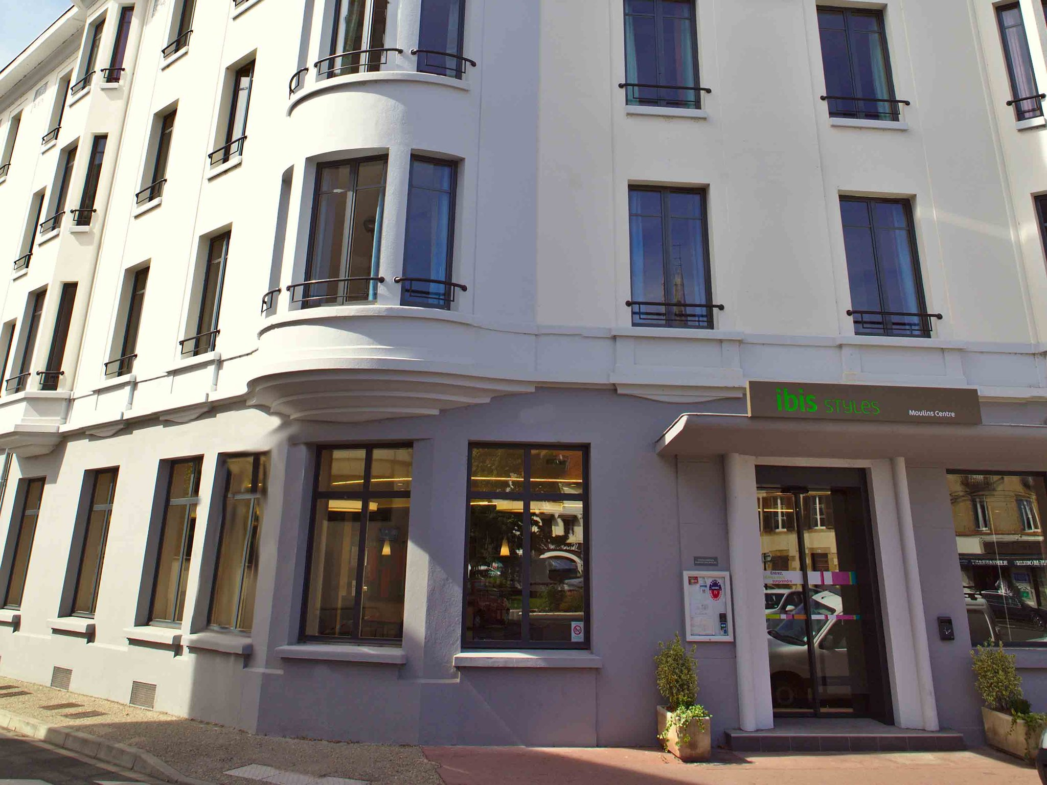 Ibis Styles Moulins-Sur-Allier