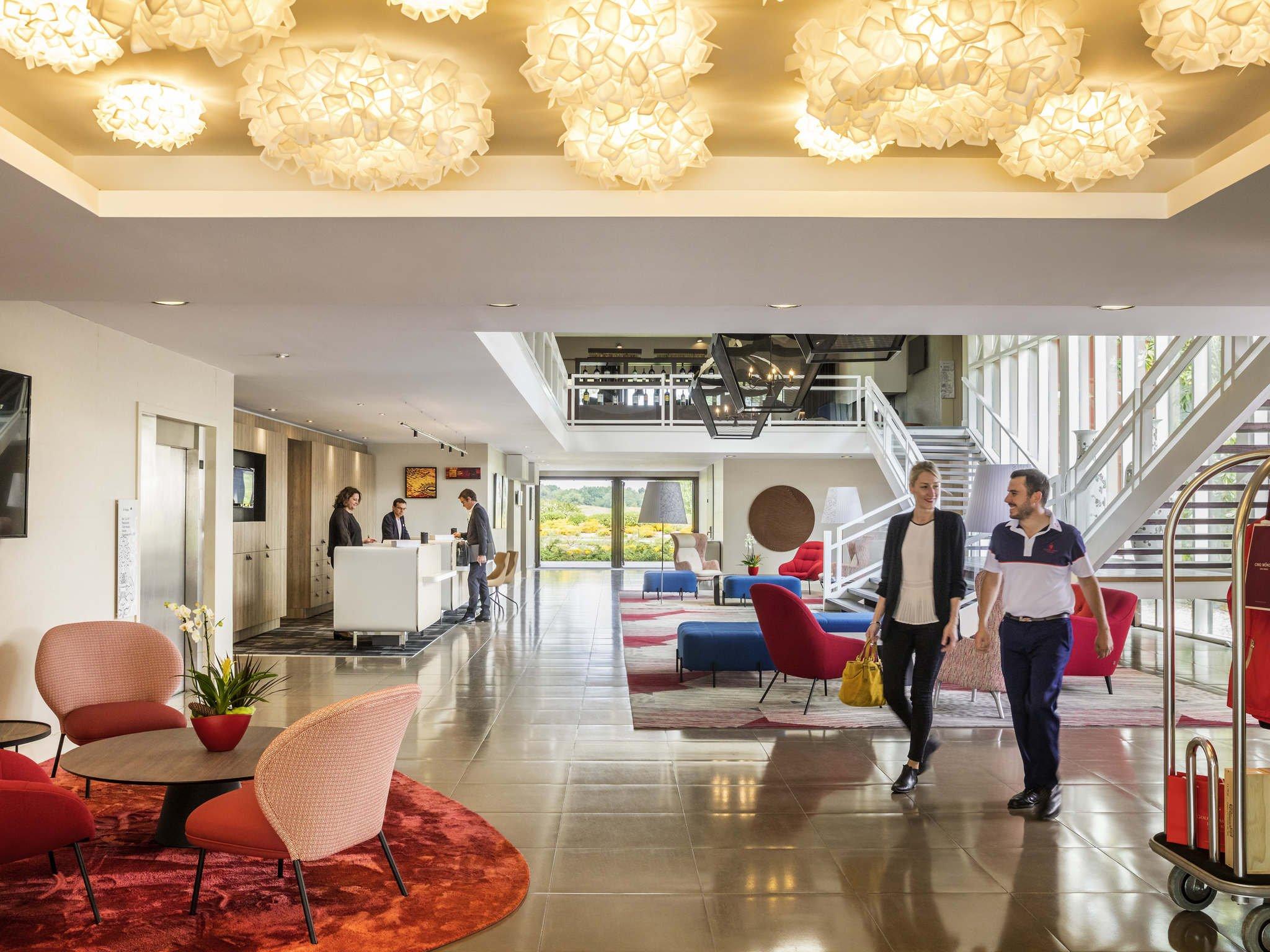 Hotel Golf du Medoc & Spa