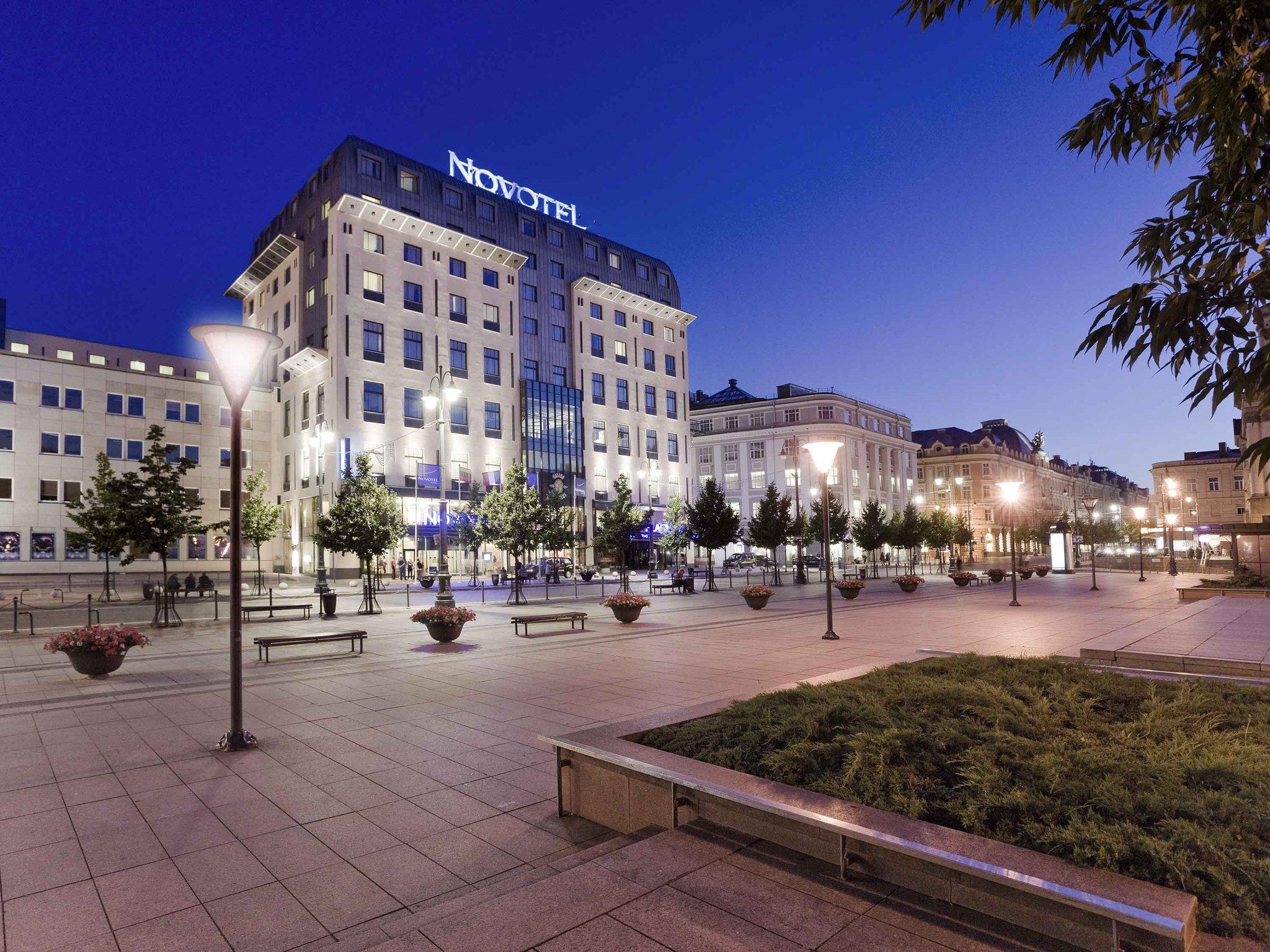 Novotel Vilnius