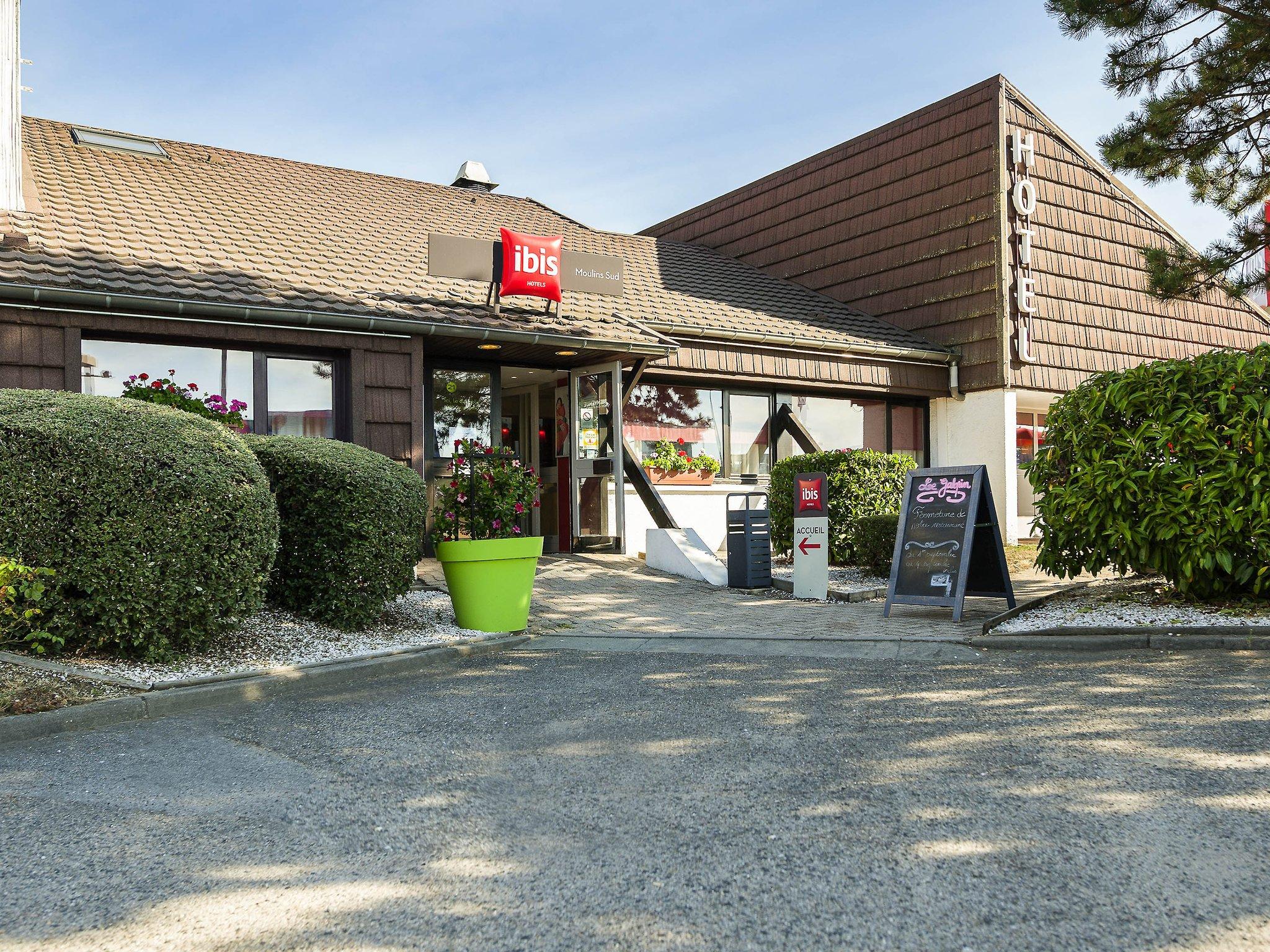 Ibis Hotel Moulins Sud