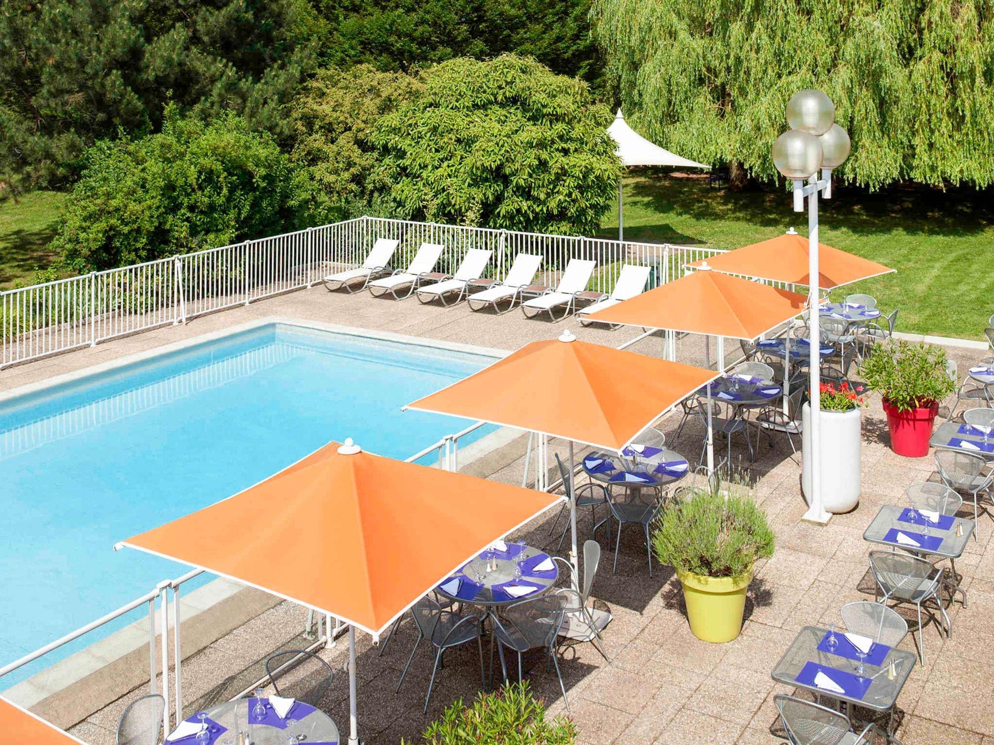Novotel Metz Hauconcourt Hotel