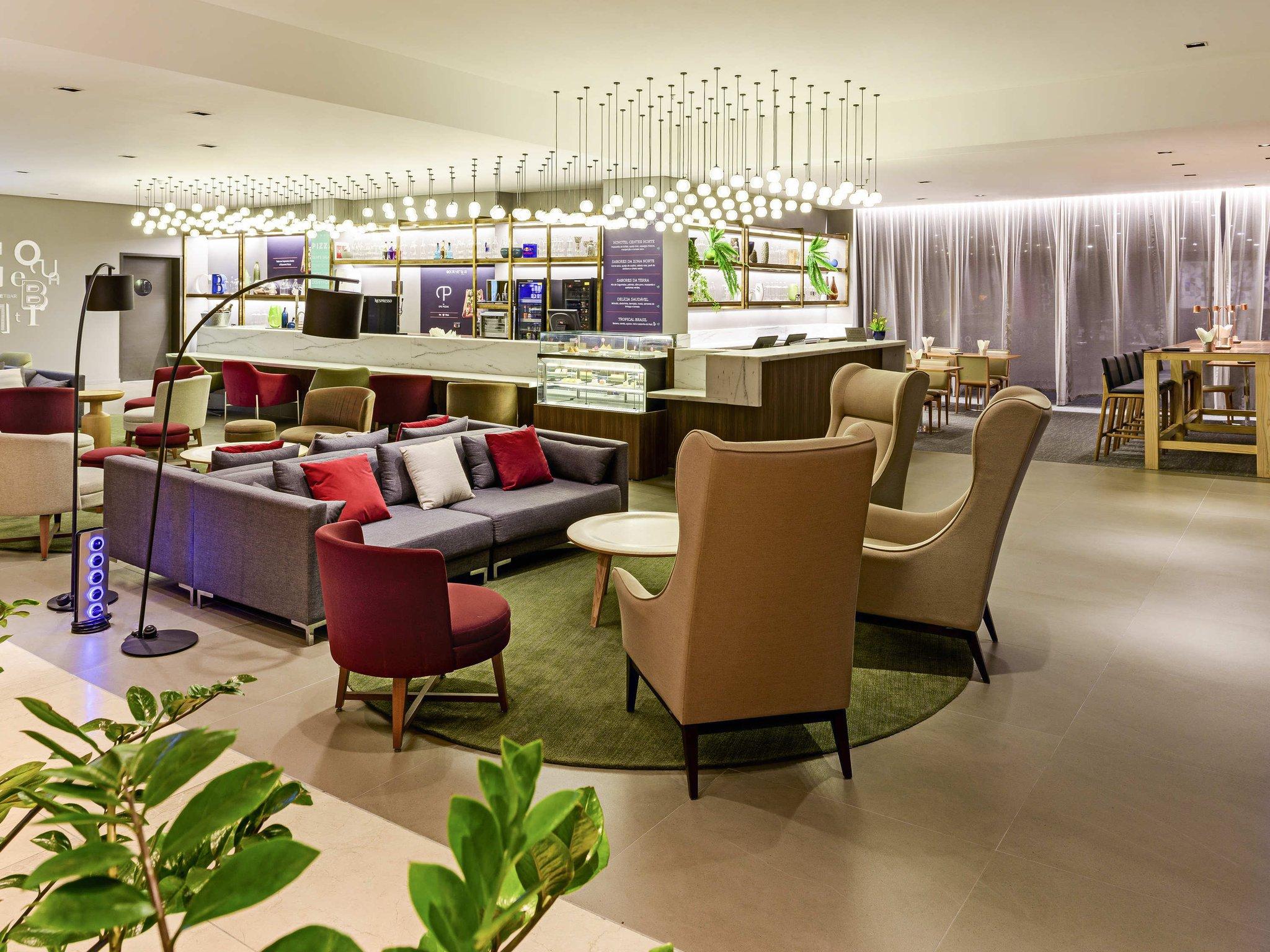 Novotel Sao Paolo Center Norte
