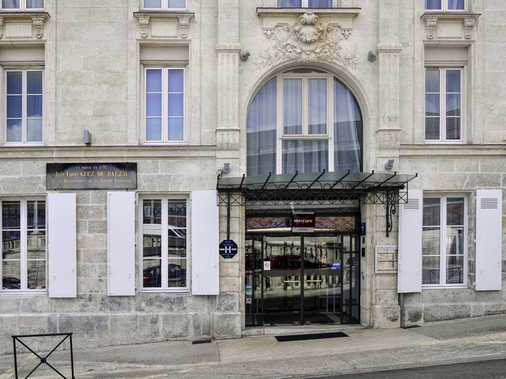 Mercure Hotel de France Angouleme
